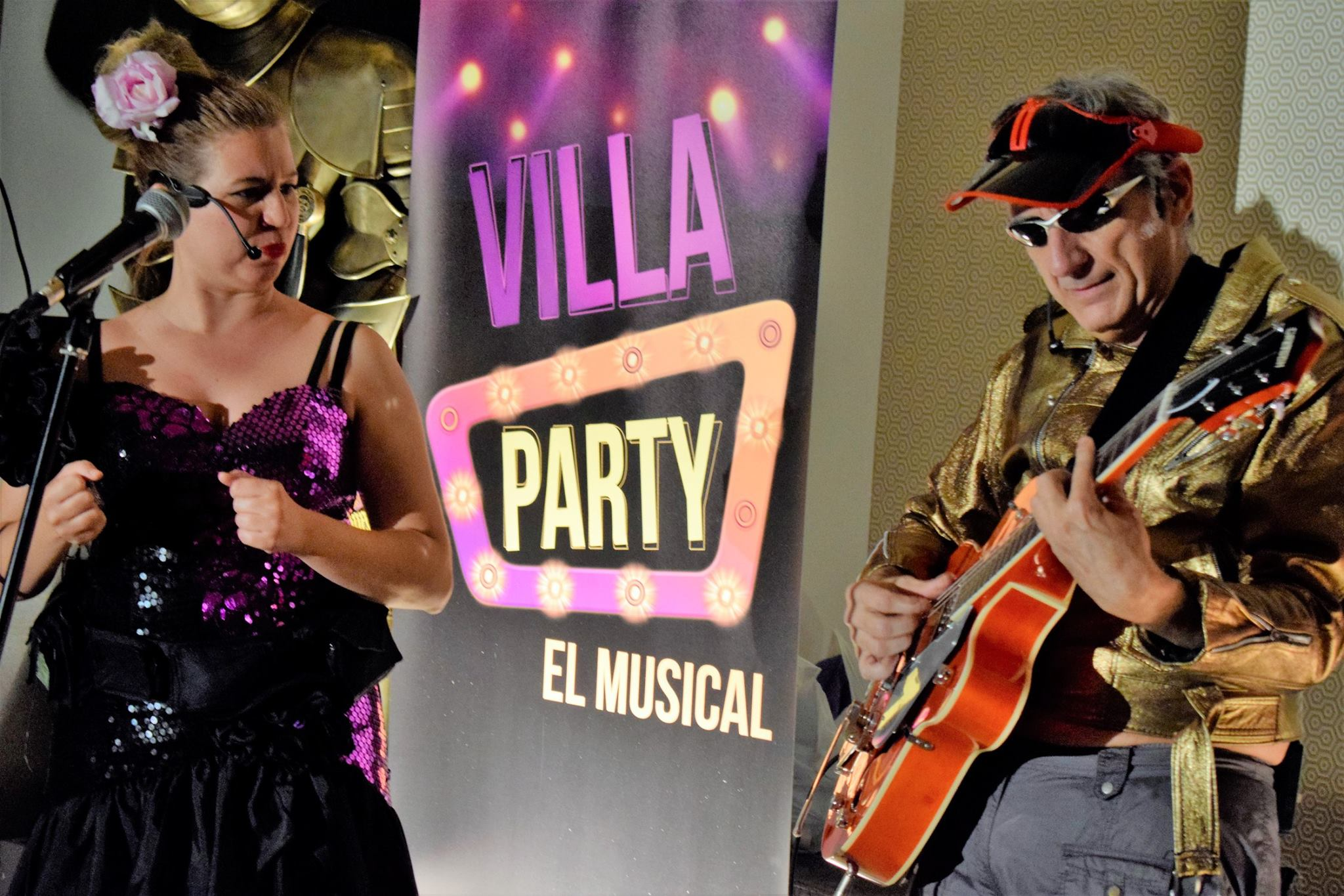 Villa Party