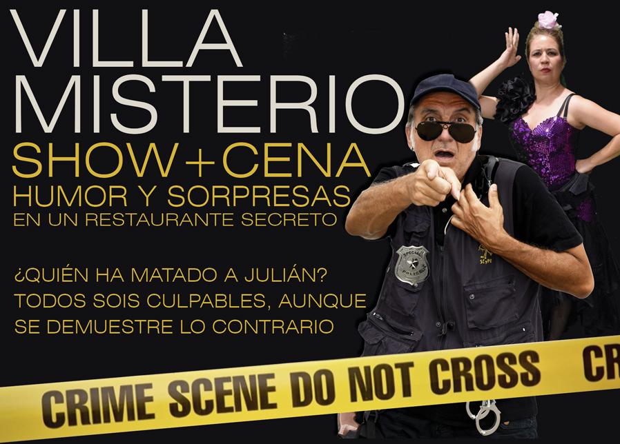 Villa Misterio Show