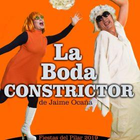 La Boda Constrictor Pilar 2019