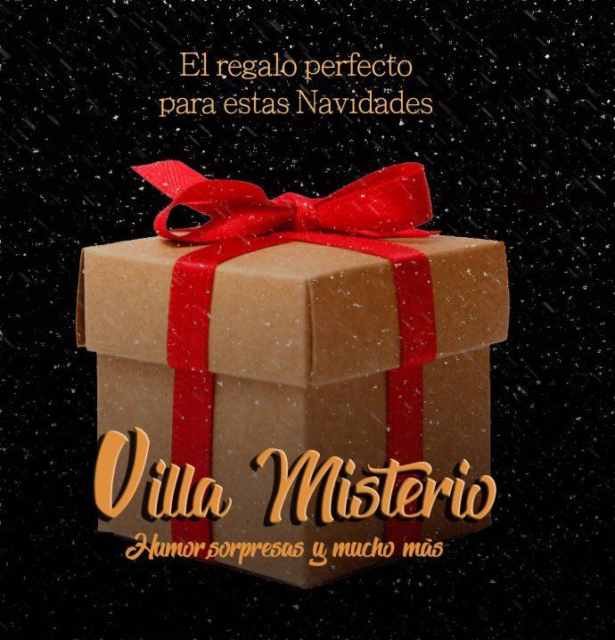 Regala Villa Misterio